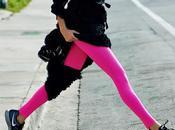Karolina Kurkova luce moda street para ELLE