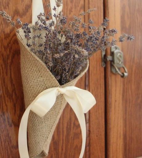 Ideas para decorar con arpillera paperblog - Decorar macetas con arpillera ...