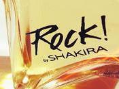 Rock Shakira, nuevo perfume