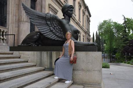 look sport en el Museo Arqueológico