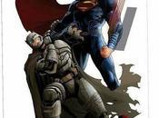 """""""batman superman: amanecer justicia"""" otros promo-art protas enfrentados"""