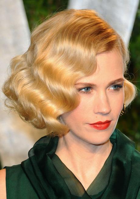 Especial peinados años 50 pelo corto Galeria De Cortes De Cabello Estilo - Revive la Moda con los Peinados de los Años 50 - Paperblog
