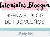 Tutorial Blogger: Cómo poner lupa buscador blogger