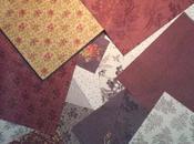 Colcha cobertor patchwork proceso