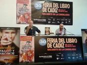 """Crónica presentación """"Talco bronce"""" Montero Glez Feria libro Cádiz (16/05/2015)"""
