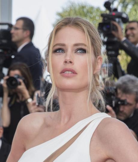 Los mejores looks beauty de Cannes Doutzen_Kroes