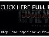 Capi Calavera rodaje Captain America: Civil