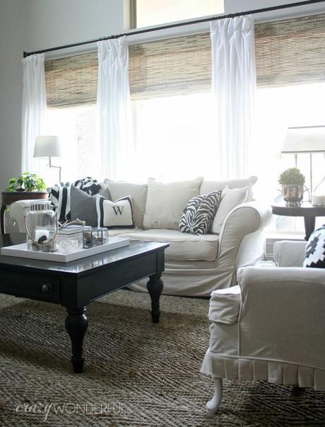 Combinar cortinas y estores paperblog for Combinar cortinas y estores