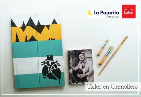 Taller GRATUITO Chalk Paint + Foto Transfer