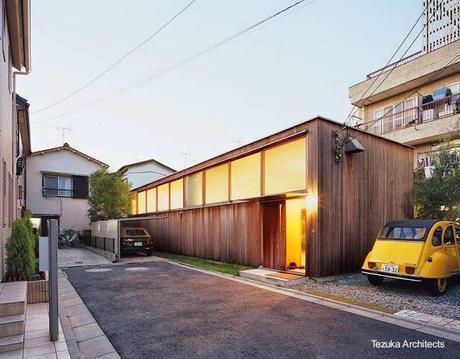 Casas modernas y contemporáneas en Japón.