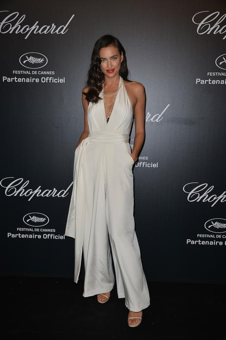 Fiestas en festival de Cannes
