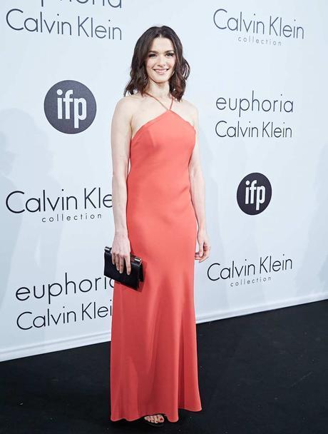 Rachel Weisz en fiestas en Cannes