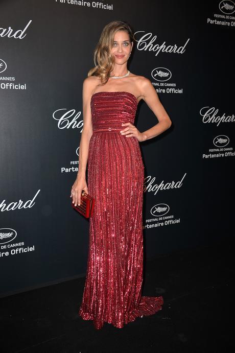 Ana Beatriz Barros en Cannes