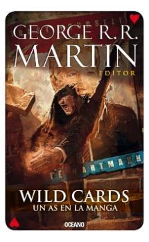 Wild Cards 6. Un as en la manga