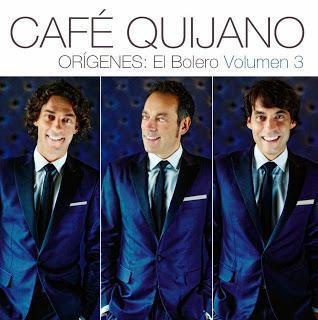 Música de bolero en un café aquijanado... Café Quijano