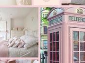 Atrévete decorar rosa pastel