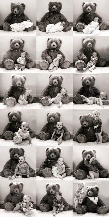 Ideas para fotografiar a tu beb mes a mes paperblog - Ideas para bebes ...