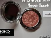 KIKO, GENERATION NEXT, Mosaic Brush