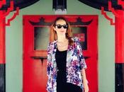 Tendencia kimono flores