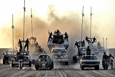 Mad Max: Furia en la carretera. El loco de Miller se sale con la suya.