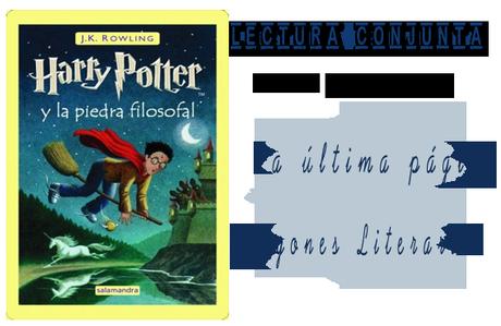 Lectura Conjunta: Harry Potter y la Piedra Filosofal - J. K. Rowling