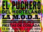 Vetusta Morla, Puchero Hortelano M.O.D.A Coslada (Madrid)