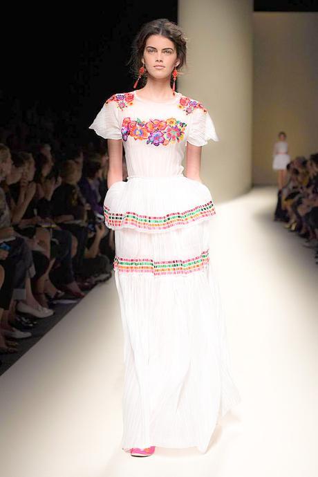Vestido De Novia Tradicional Mexicano