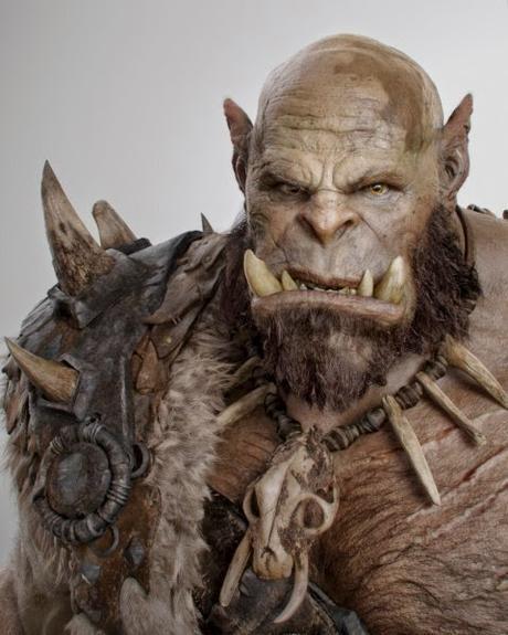 Primera Imagen Oficial De Orgrim Para La Película Warcraft