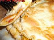 Empanada calabaza frita