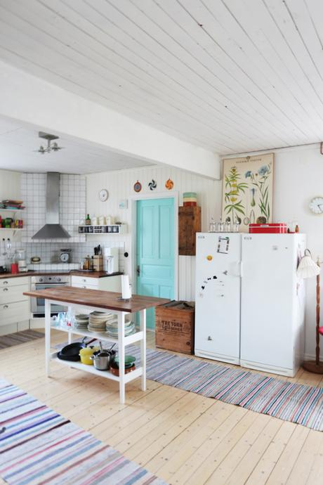 14 trucos para renovar la cocina de forma sencilla paperblog for Renovar armarios cocina