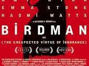 Birdman Inesperada Virtud Ignorancia) (2014)