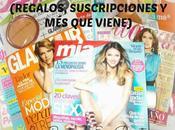 Revistas Junio 2015 (Regalos, Suscripciones viene).