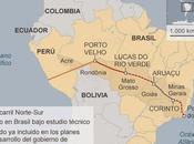 Corredor bioceánico: Bolivia tren?