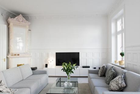 pisos antiguos reformados piso elegante y moderno mobiliario moderno pisos antiguos interiores nrdicos elegantes elementos antiguos