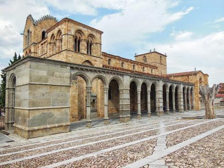 La Basílica de San Vicente