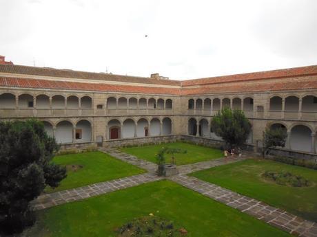 El Monasterio de Santo Tomás