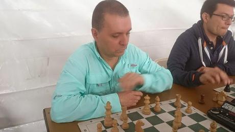 Valdès volviò y ganó el blitz callejero 4