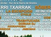 Shikillo Festival 2015: Rosendo, Berri Txarrak, Sôber, Excepción, Miguel Campello, Reincidentes, Dinero...