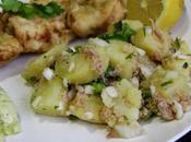 Papas aliñas patatas aliñadas