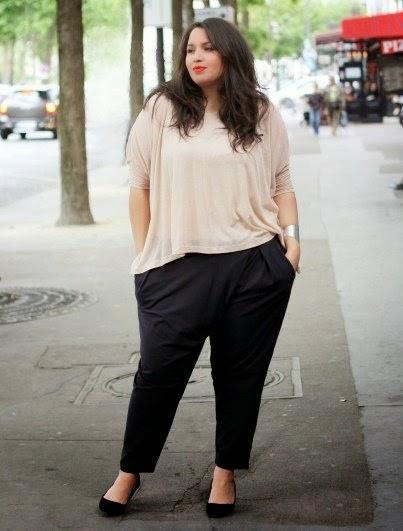 8ec708819 Pantalones casuales para gorditas - Paperblog