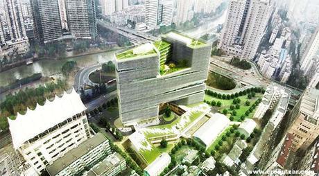 NOT-054-The Corner of Hangzhou - LYCS Architecture-portada