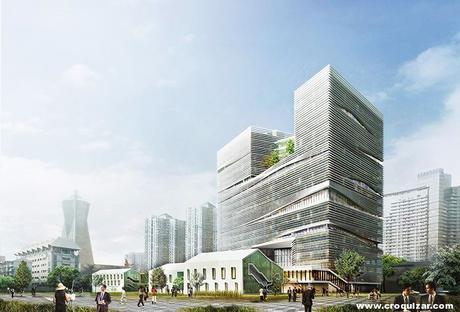 NOT-054-The Corner of Hangzhou - LYCS Architecture-3