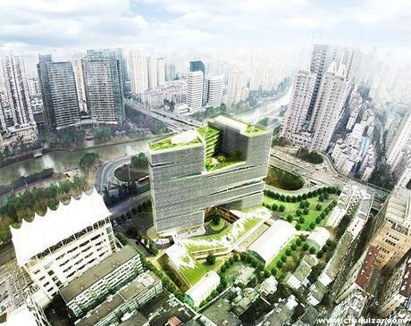 NOT-054-The Corner of Hangzhou - LYCS Architecture-2