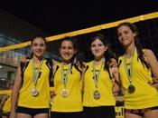 Infantiles fase final Campeonato Andalucía Voley Playa.