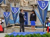 Disneyland, espectacular inicio aniversario