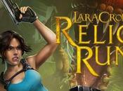 ¡Lara Croft: Relic Run, disponible!