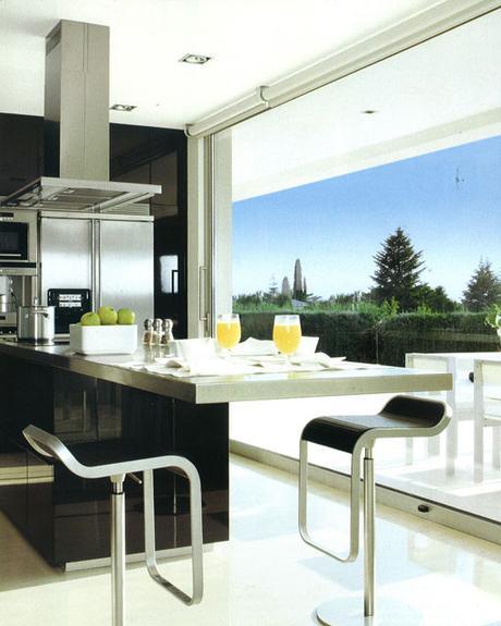 Selecci n de cocinas dise adas por a cero paperblog for Cocinas joaquin torres