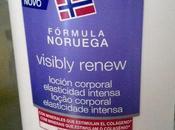 Probando Crema Neutrogena Visibly Renew