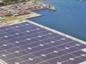 Primera Central Energía Solar Fotovoltaica Flotante Japón