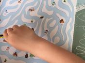 Libros laberintos para niños
